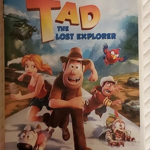 Tad The Lost Explorer hillourous action 🎬